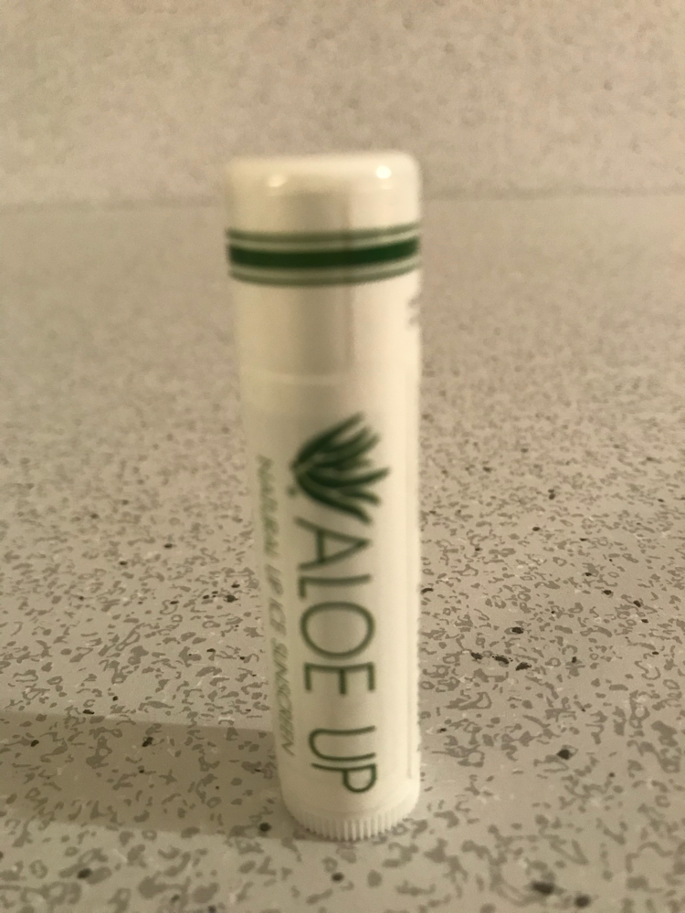 Aloe up natural lip ice sunscreen- SPF 15