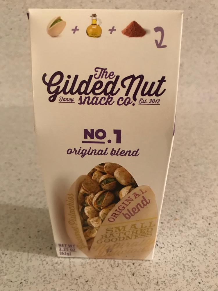 The gilded nut Mediterranean herb