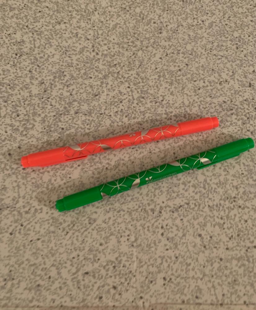 Dual-tip Marker Set