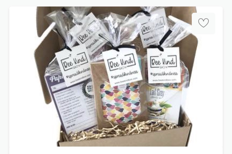 Bee kind box.  Allthingssubscriptionboxes