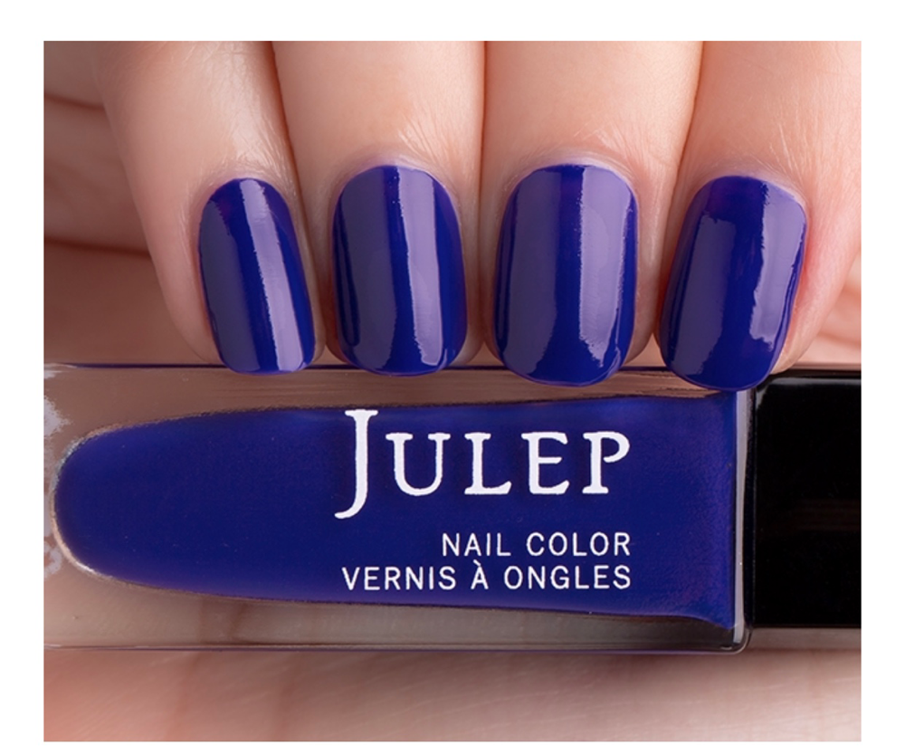 Julep Emme (It girl) deep cobalt Creme