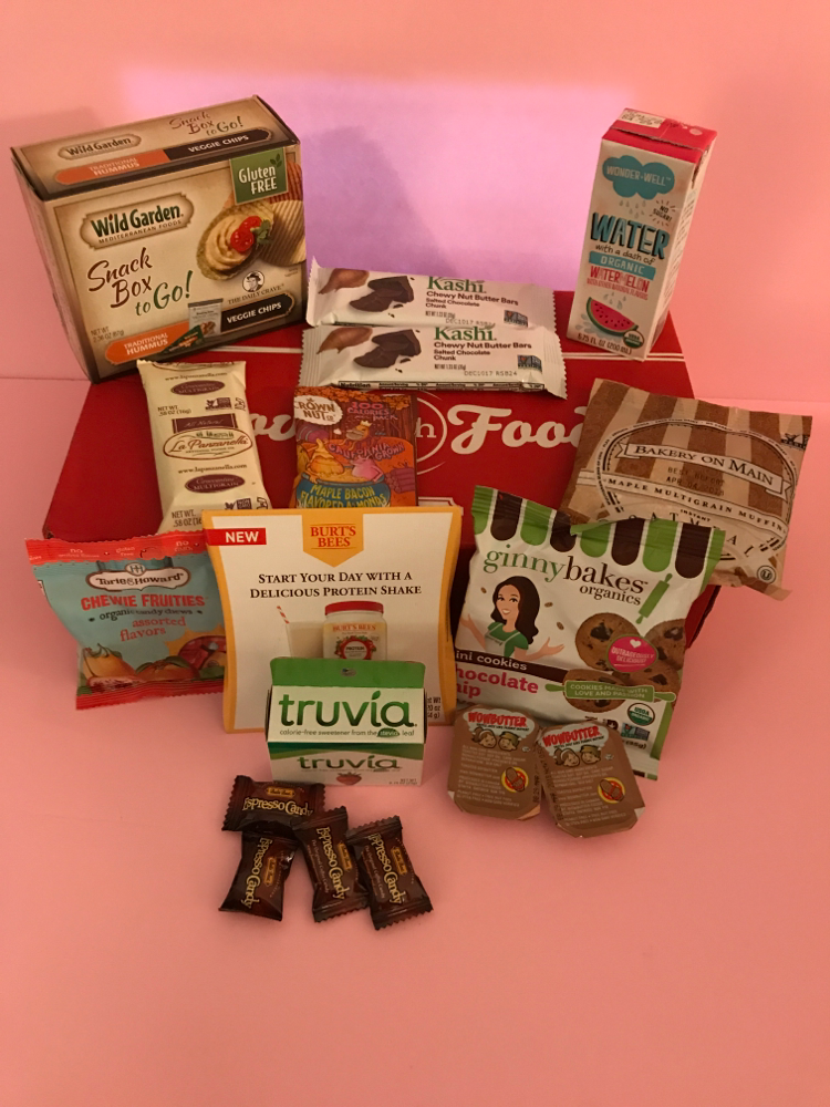 Love With Food Deluxe Box August 2017
