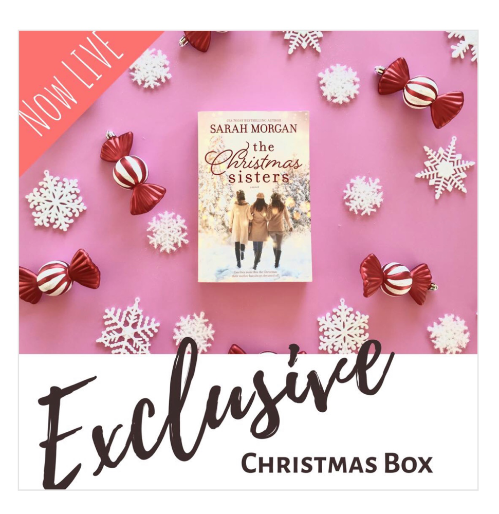 Once upon a book club exclusive Christmas box 2018