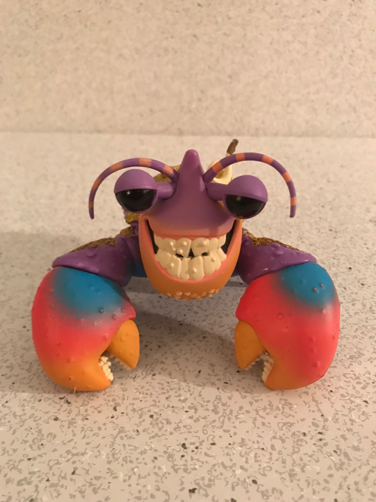 Disney Moana Tamatoa pop