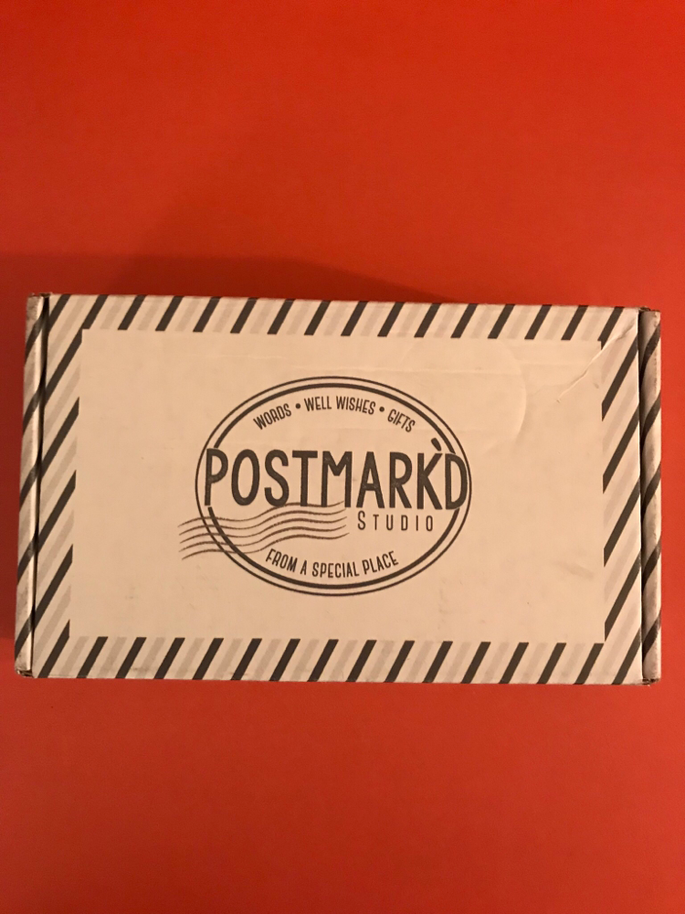 Postmark'd Studio Review Allthingssubscriptionboxes