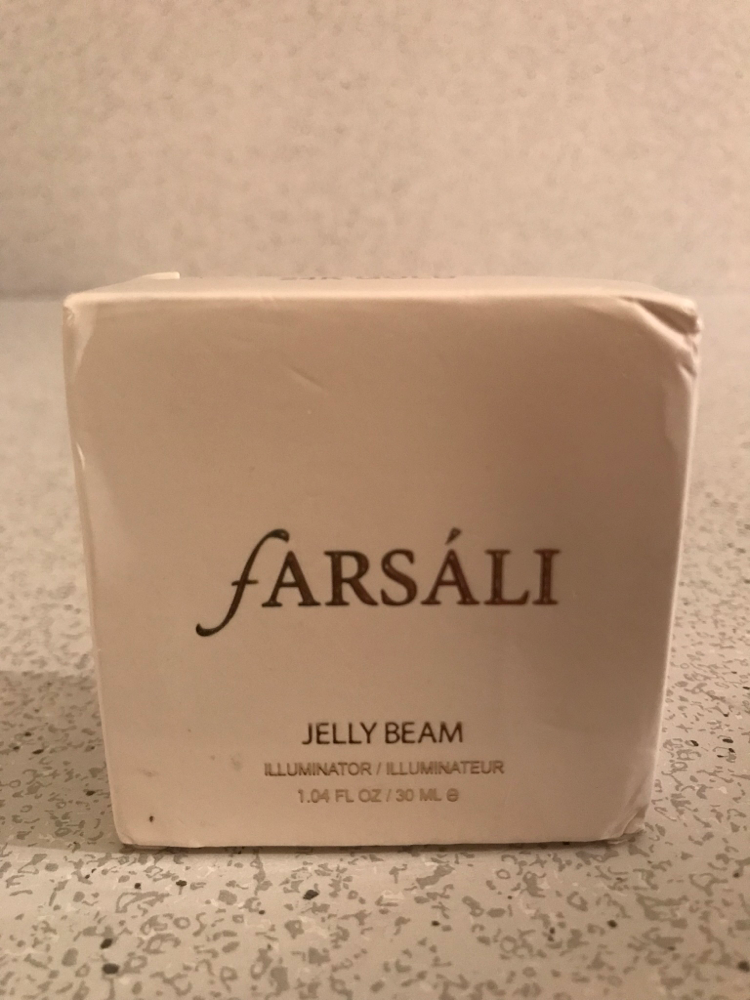 Farsali Jelly Beam 24K Gold Illuminator