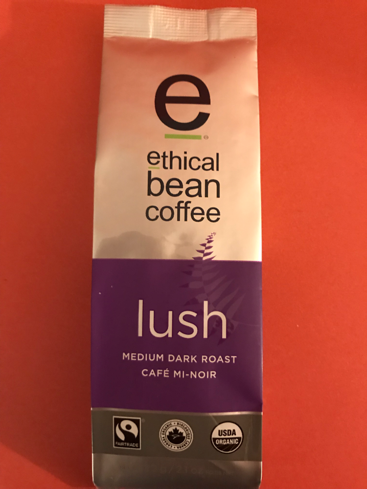 Ethical Bean Lush Medium Dark Roast Coffee