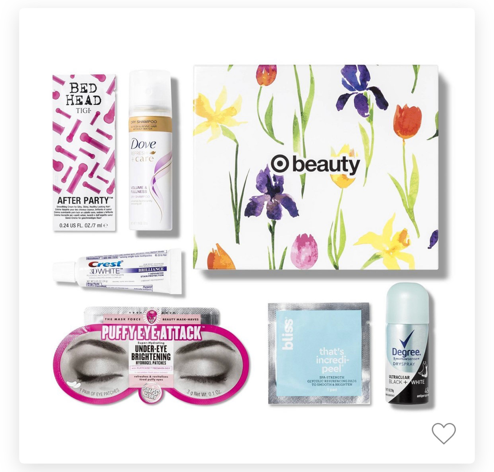 April Target Beauty Box