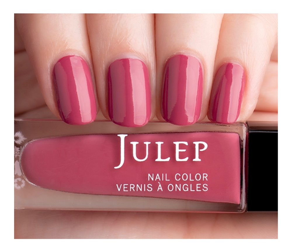 Julep Aleah (classic with a twist) baroque rose Creme