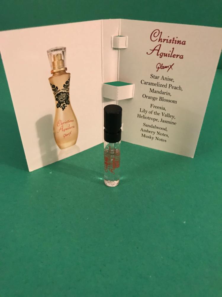 Christina Aguilera Glam X Perfume