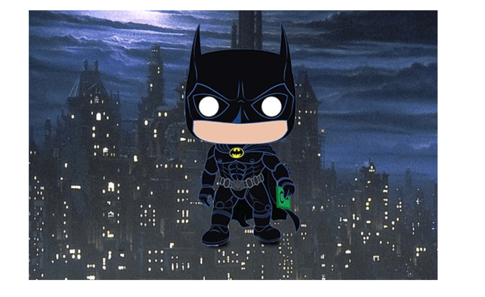 New funko pop release Batman 1995