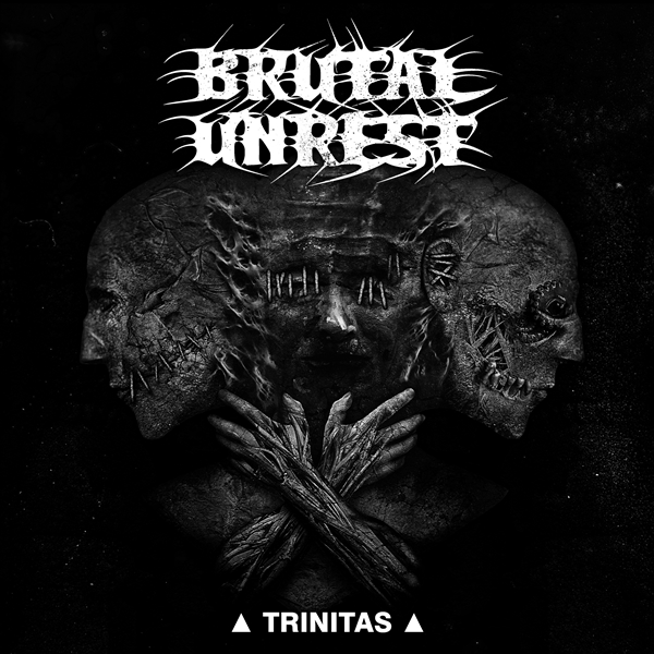 Album Cover BRUTAL UNREST