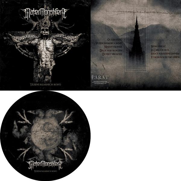 Album Cover MATER MONSTIFERA