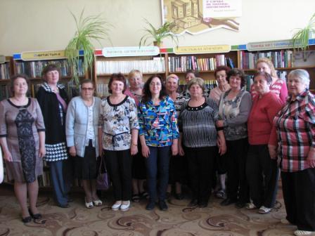Участники встречи