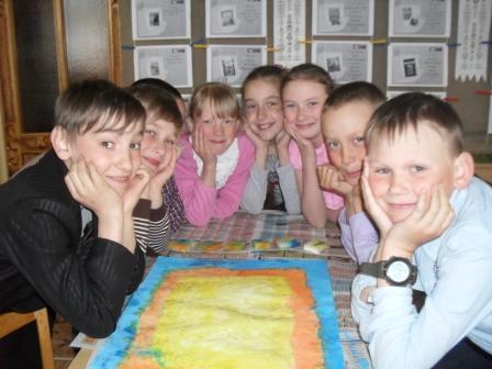 Юные участники клуба