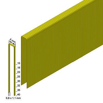 Heftklammer Modell ES 15-40