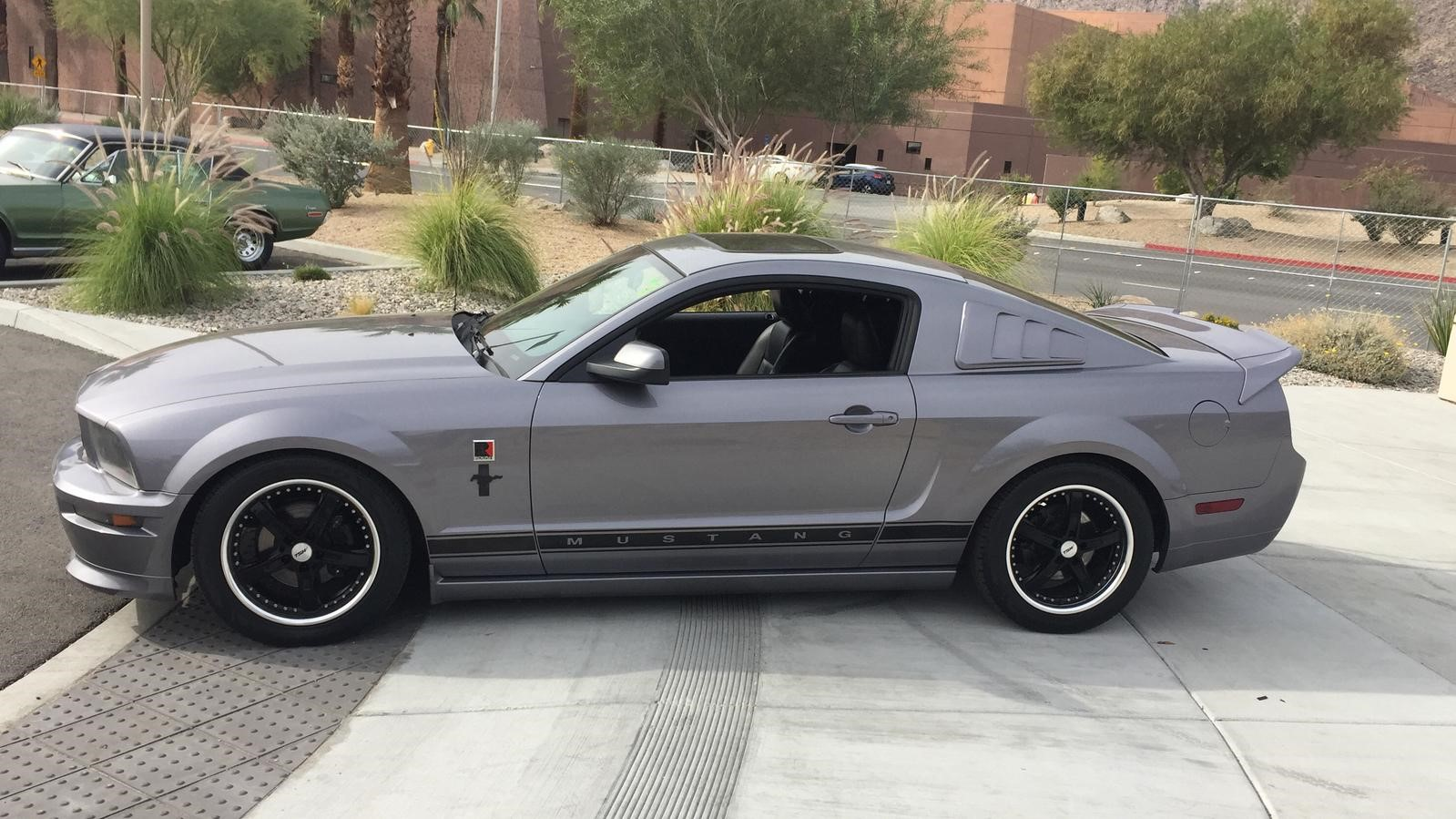 2006 Ford Mustanf Roush