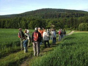 Vogelstimmenwanderung 2013 (Fotos: Lothar Ruppel)