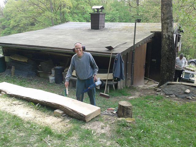 Schleifarbeiten April 2018