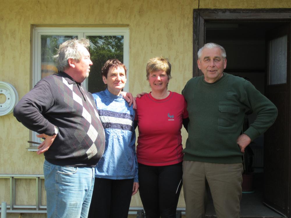 Deutsche Rentner in Südungarn