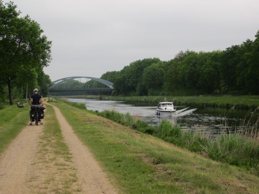 Am Elbe - Lübeck - Kanal