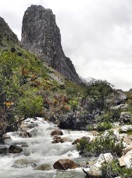 1 (1)Santa Cruz Trail in der Cordillera Blanca