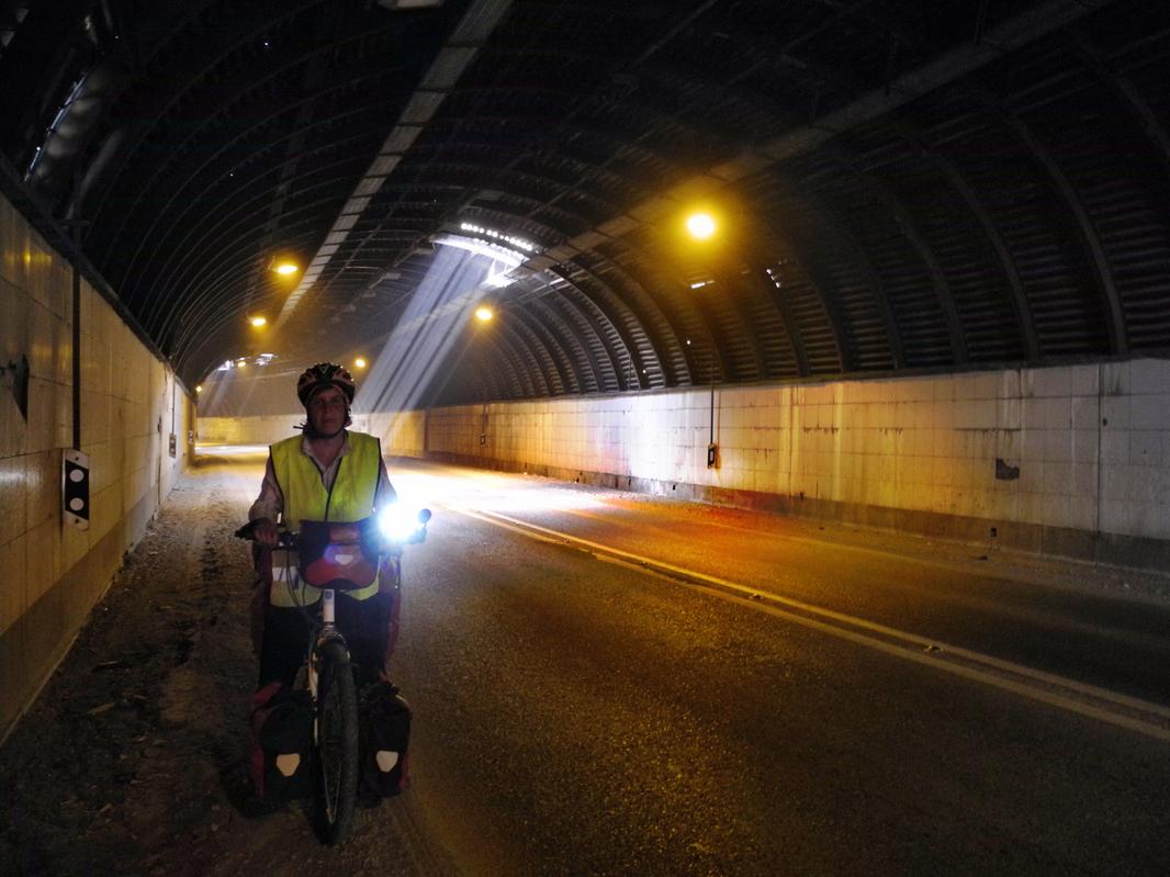 Nicht nur am Ende des Tunnels ist Licht