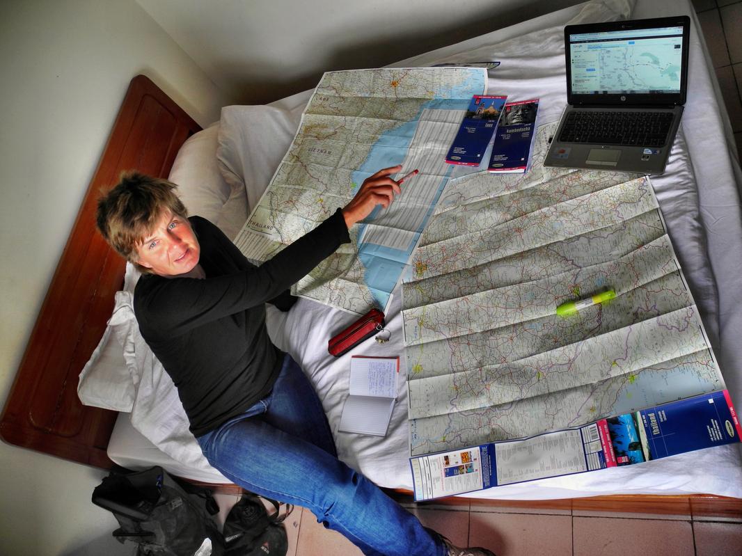 Routenplanung