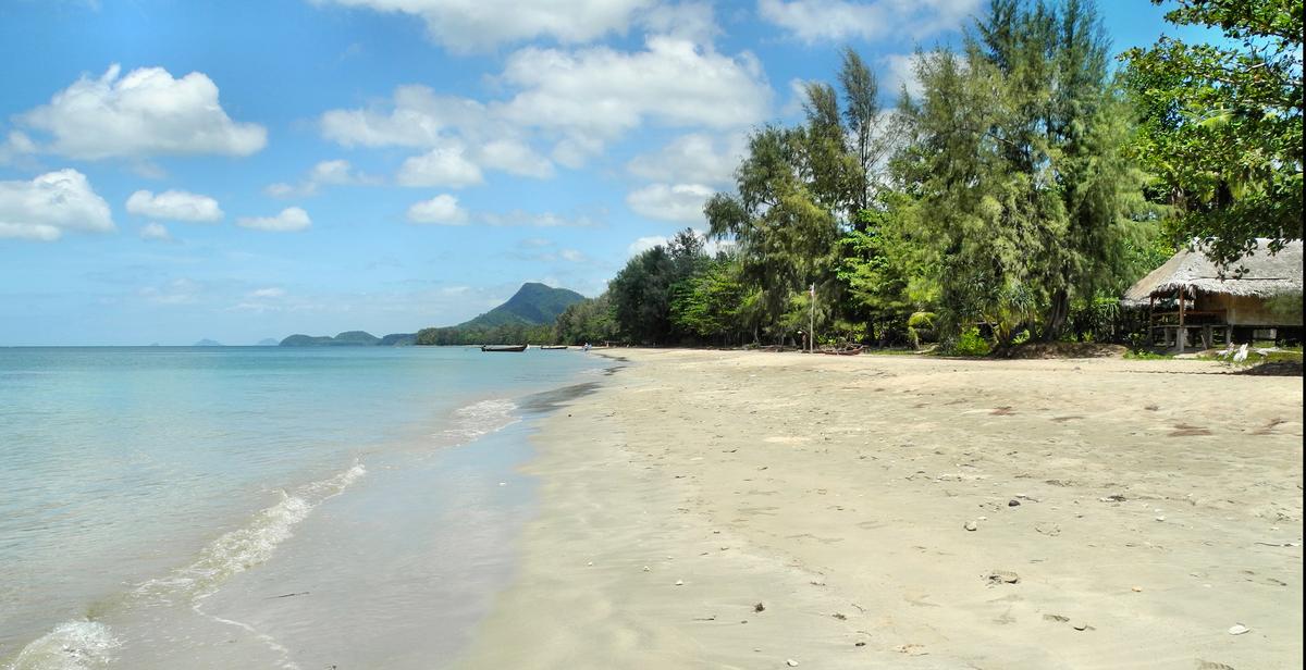 Auf der traumhaften Insel Ko Jum
