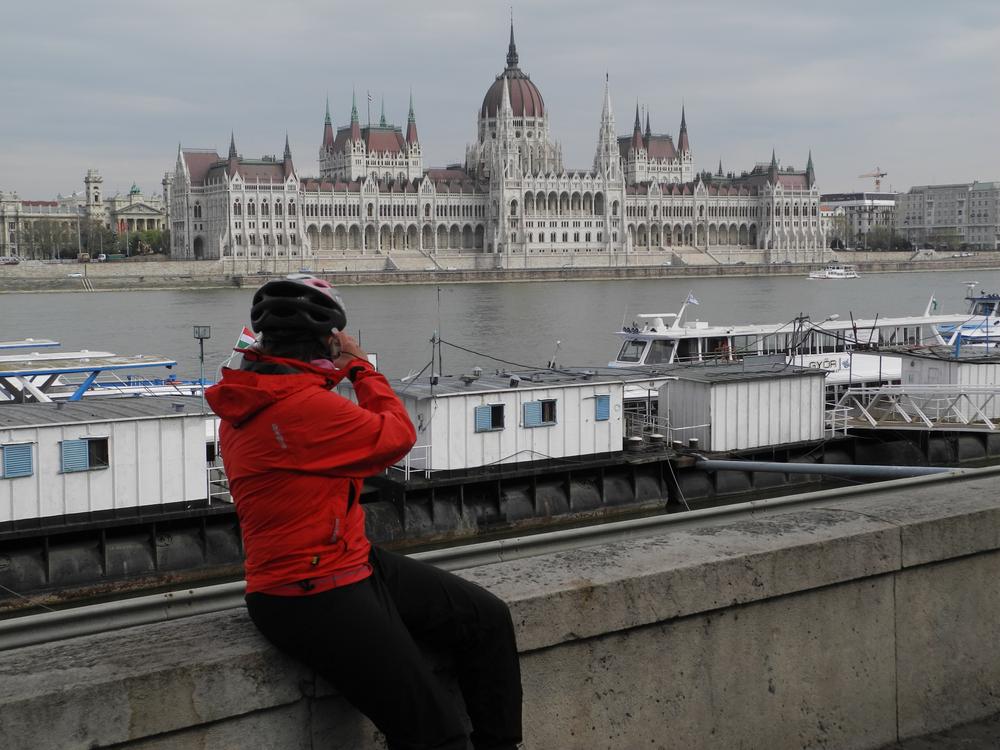 Schöne Motive in Budapest