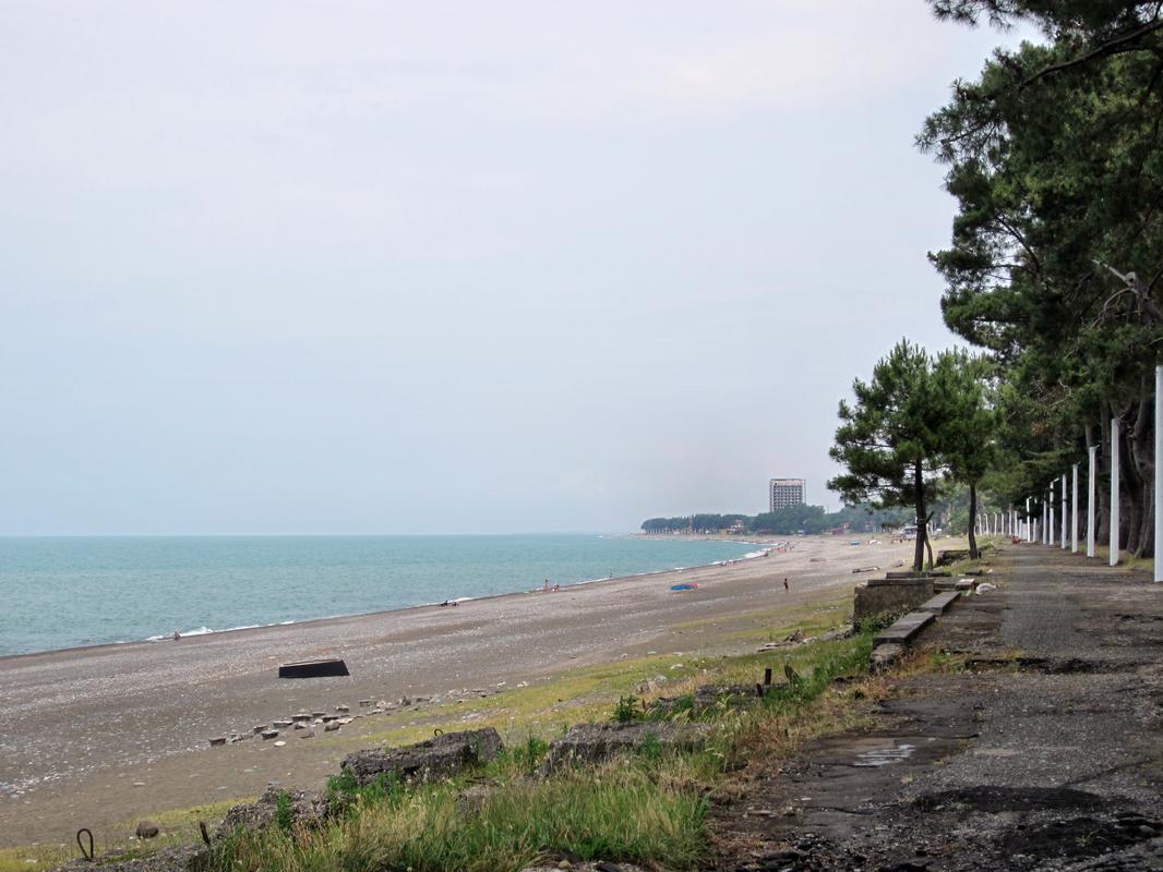 Ein letztes mal das Schwarze Meer