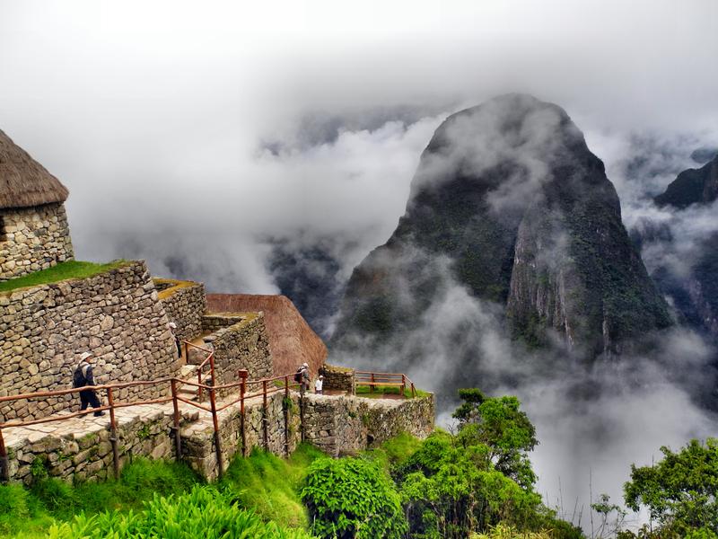 Unser Machu Picchu Tag