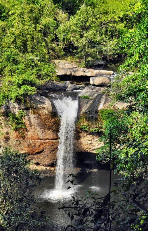 """Der legendäre Wasserfall aus """"The Beach"""""""