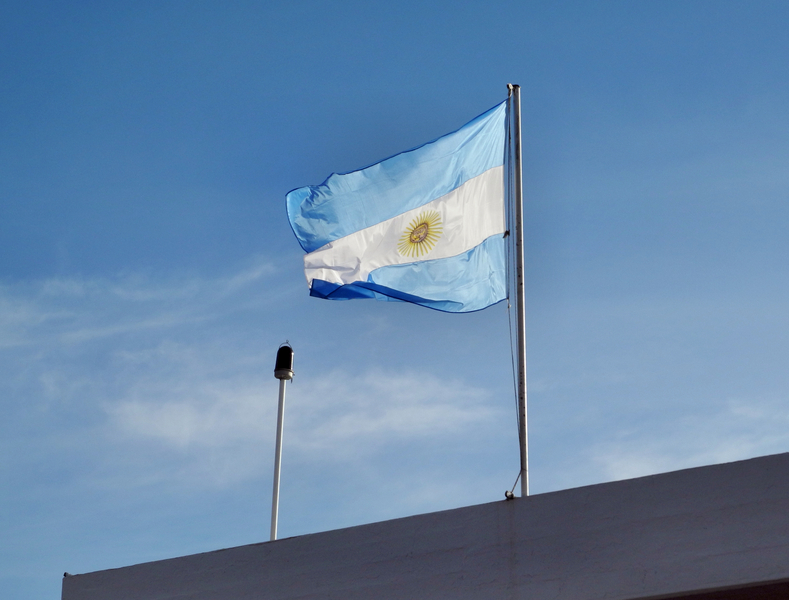 Hasta la vista Argentina