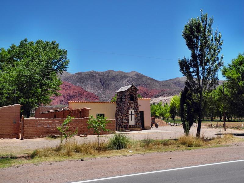 Kein Dorf ohne Kirche