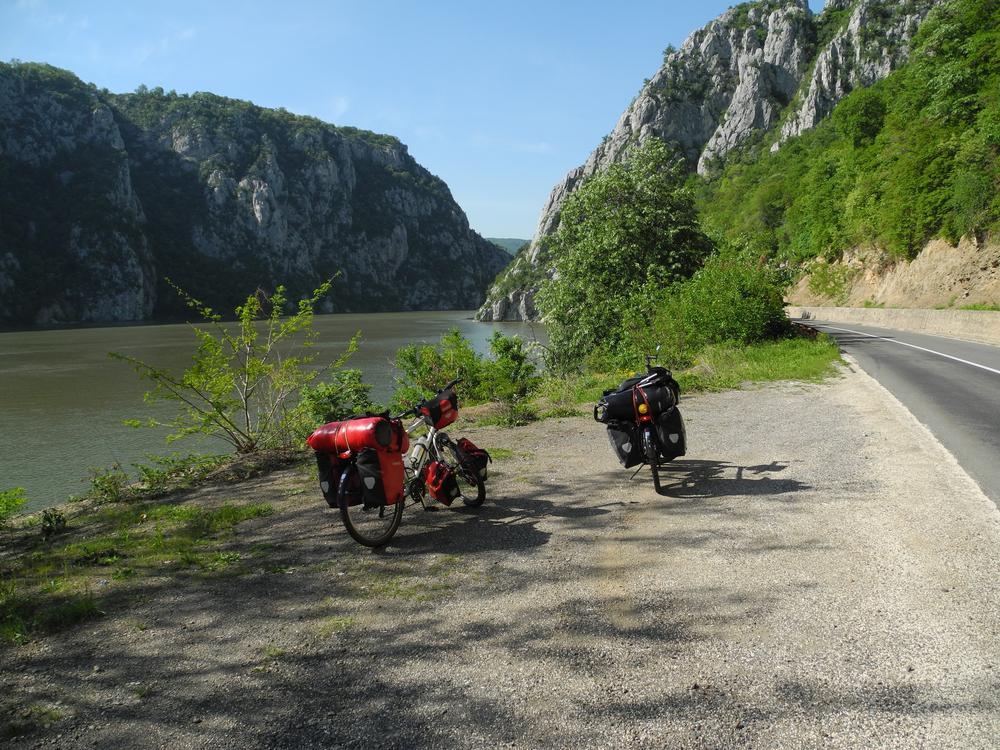 Am Eisernen Tor - Der Donaudurchbruch