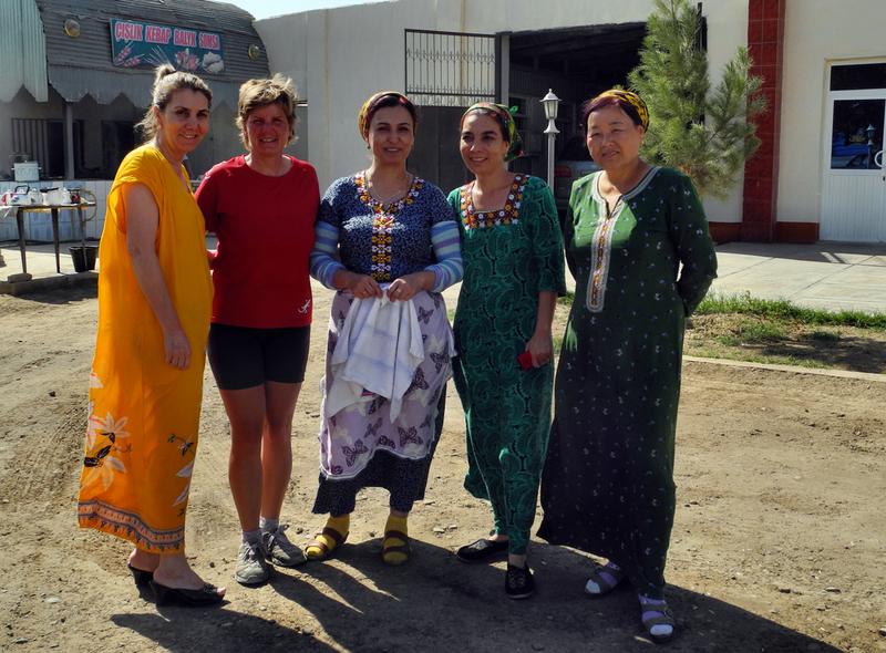 In Turkmenistan ist es zum Glück vorbei mit den Kleidervorschriften