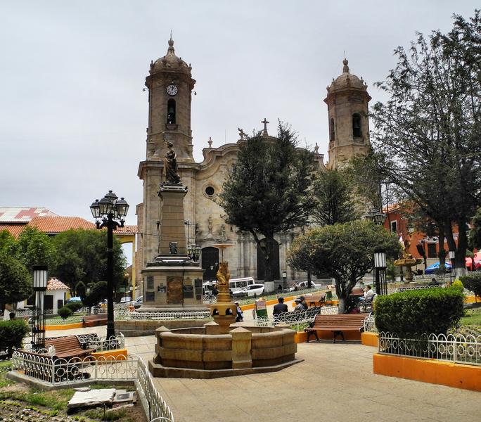 Potosi - die zweithöchste Stadt der Welt