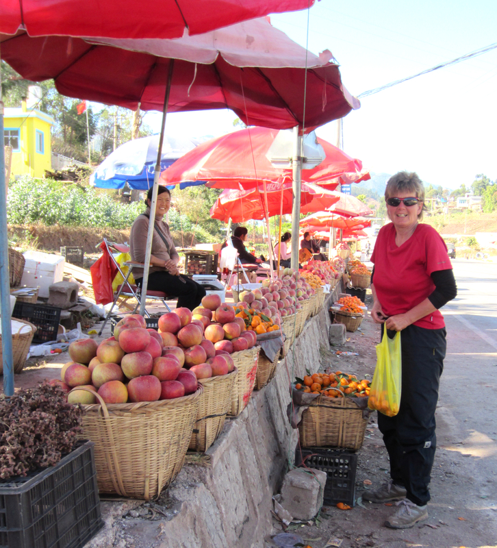 In Südchina gab es die leckersten Mandarinen der Welt