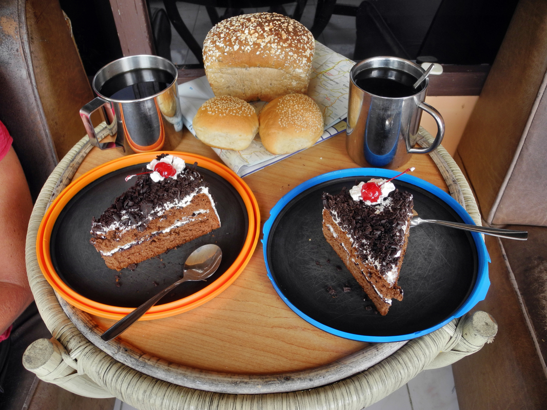 Ein Festmahl - dank German Bakery