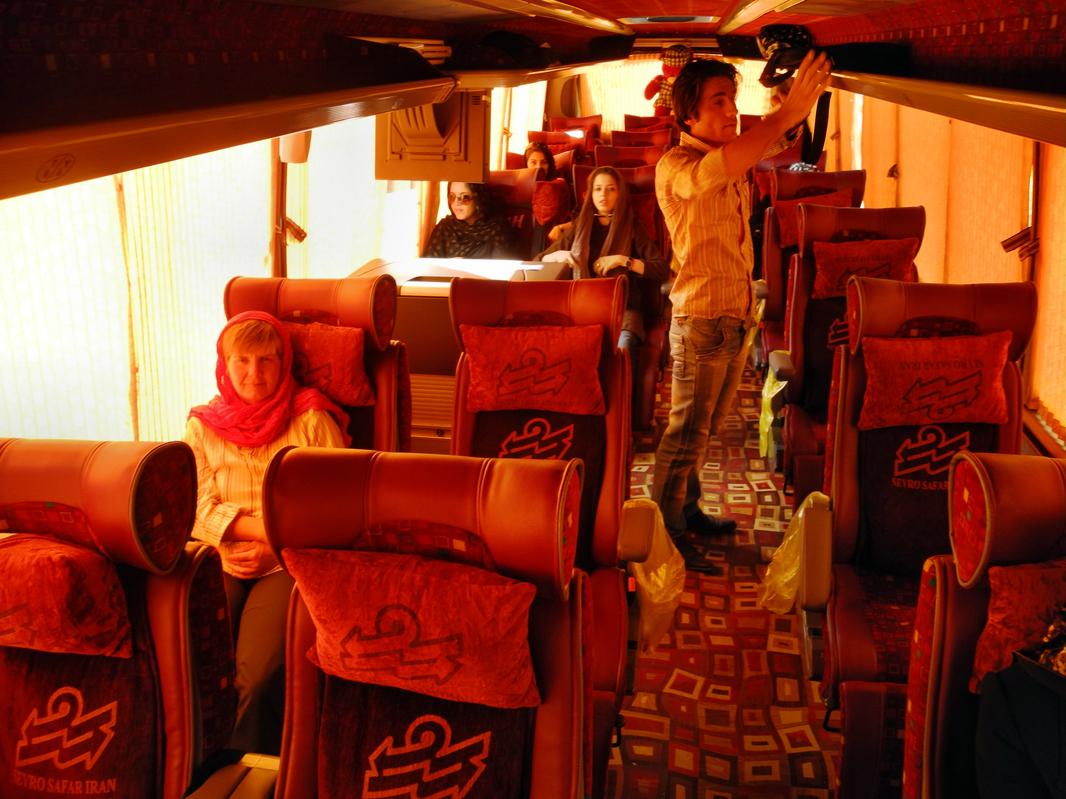 3 tägiger Busausflug nach Esfahan