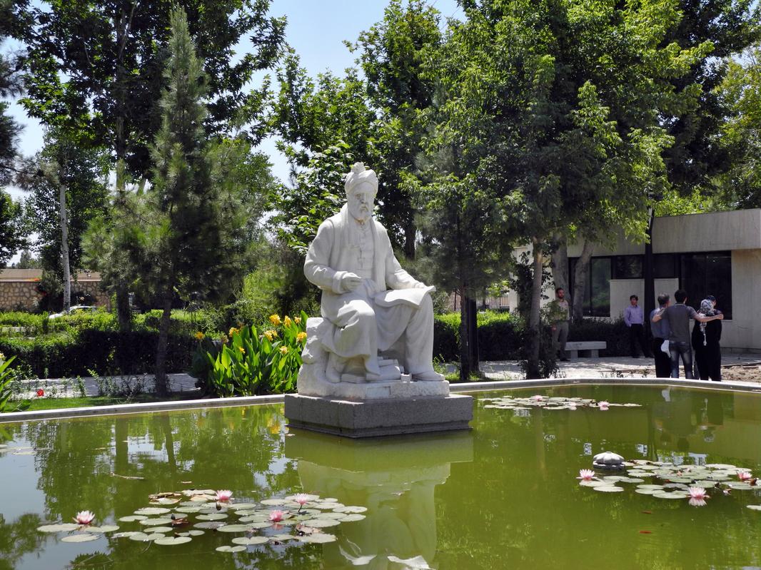 Ferdosi - befreite die persisch Sprache von arabischen Einflüssen