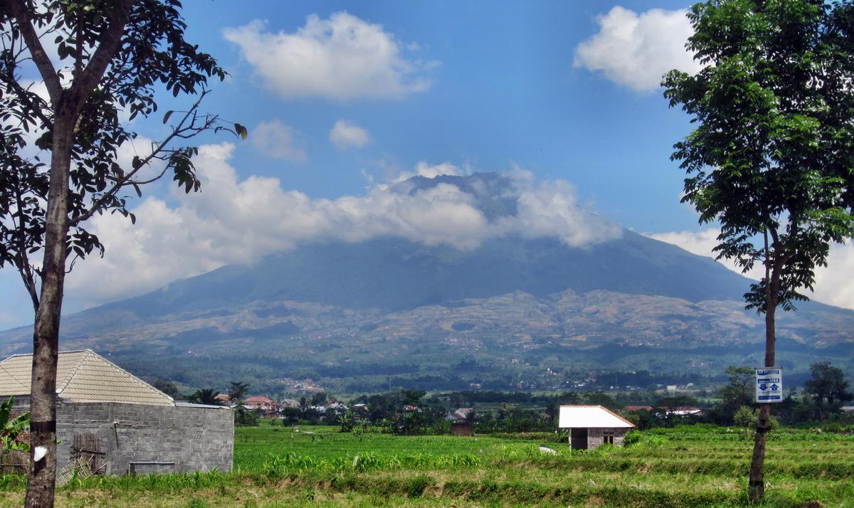 Dieser Vulkan ist nicht mehr gefährlich