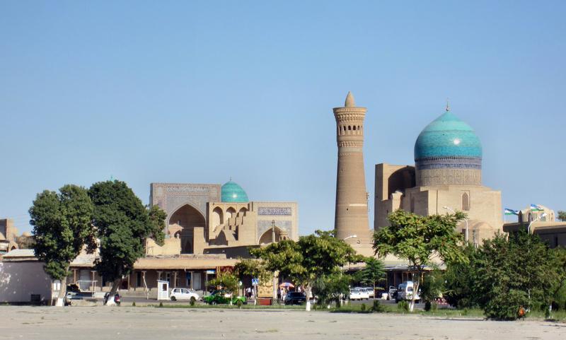 Bukhara - Eine wahre Perle des Orients