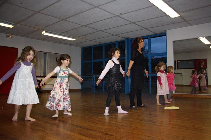 Cours théâtre enfant Gan Pau