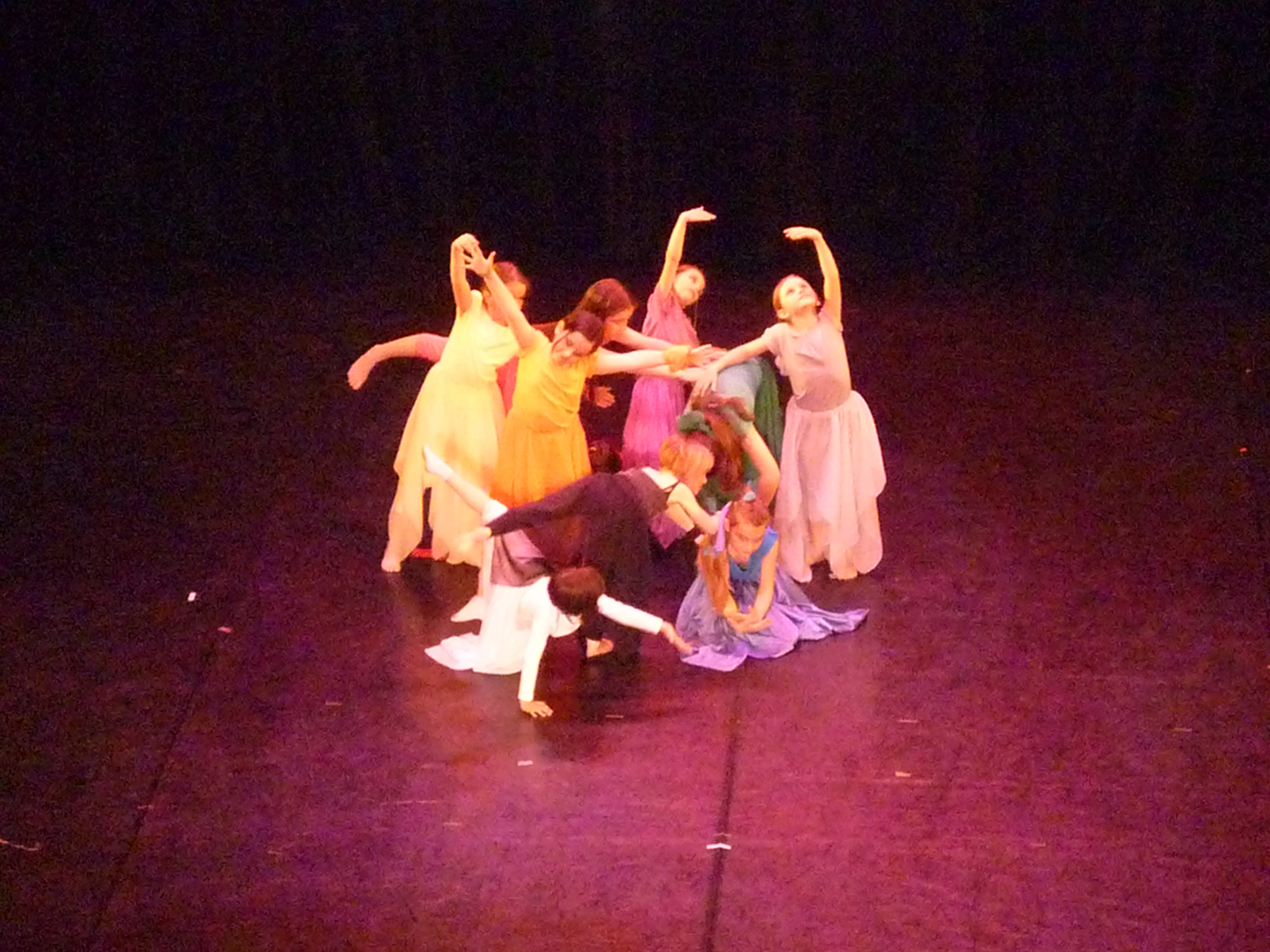 danse synchronisée Gan 64