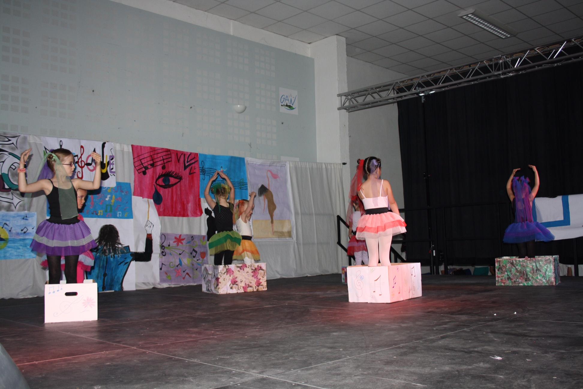 chorégraphie danse