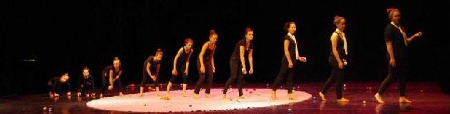 école du cirque Pau Gan