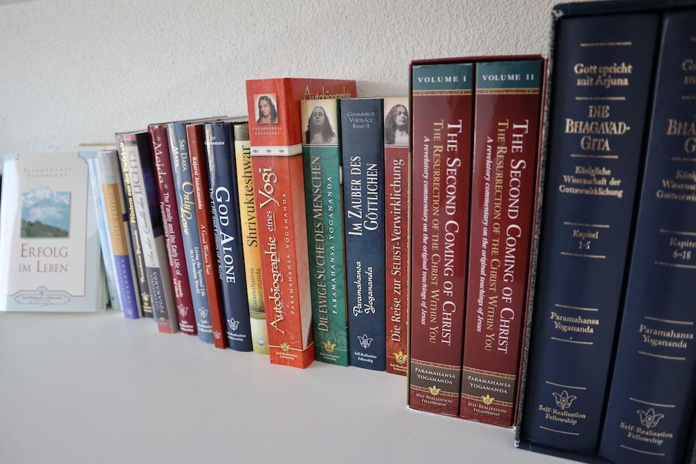Yoga Bücher im Yoga Shop Schweiz kaufen