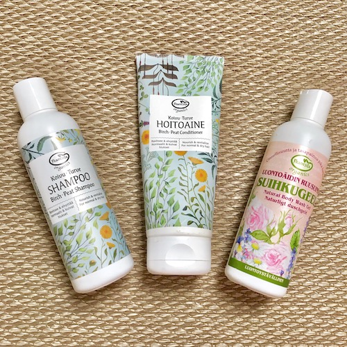 Naturkosmetik Shampoo ohne Silikon Frantsila Schweiz